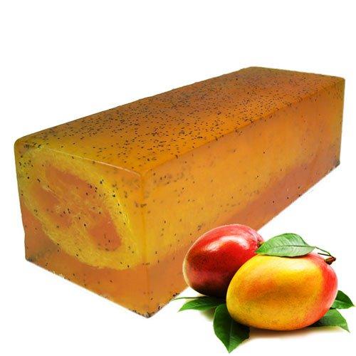 Mango Massage Loofah Soap