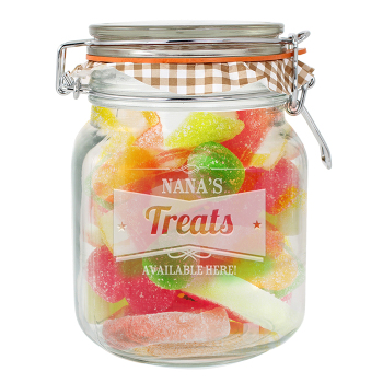 Personalised RETRO look KILNER JAR