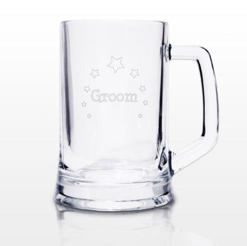 Groom Tankard