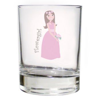 Flower Girl Glass