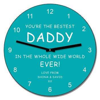 Personalised You're the bestest Daddy...