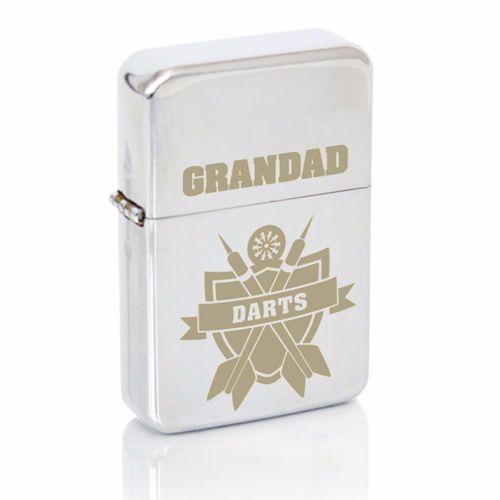 Personalised Darts Fan Lighter