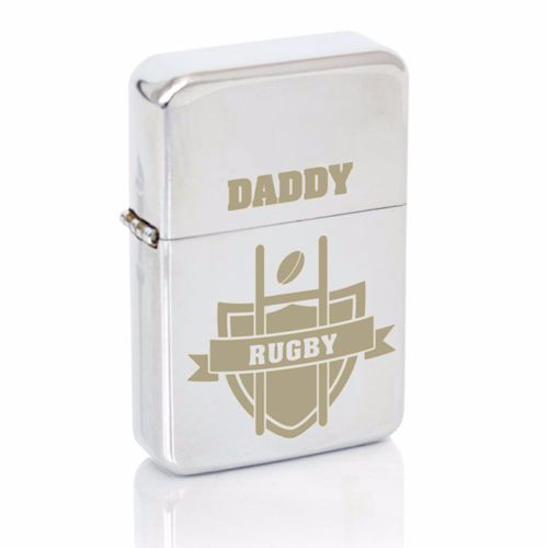 Personalised Rugby Fan Lighter