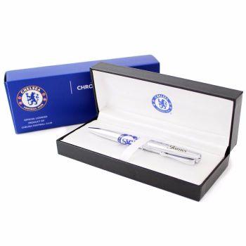 Personalised Chelsea Pen with Gift Box