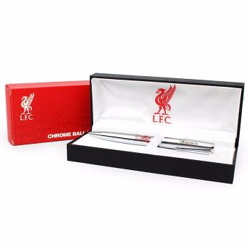 Personalised Liverpool Pen with Gift Box