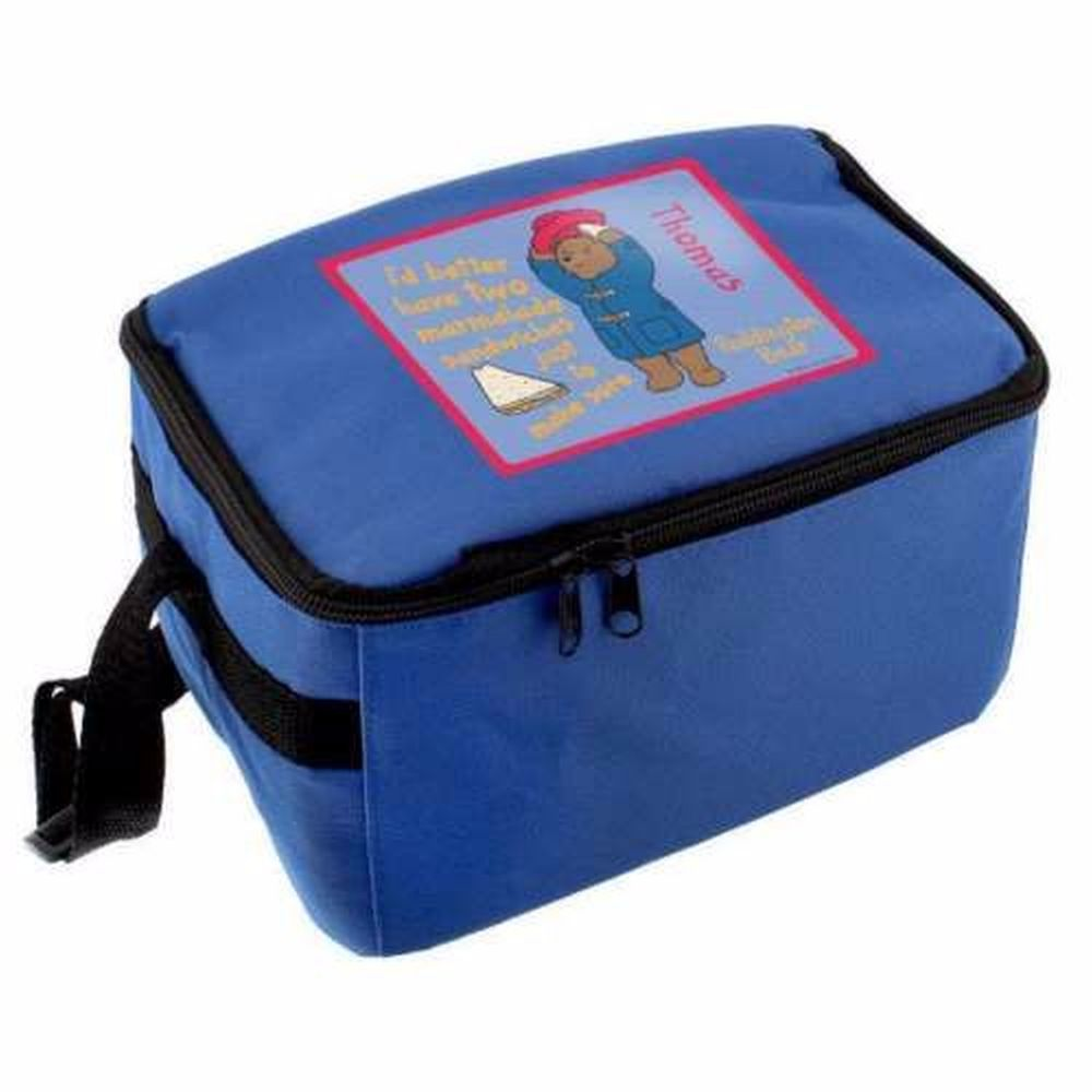 Personalised Lunch Bags & Water Bottles