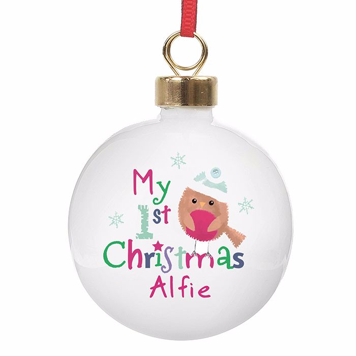 Christmas Baubles & Decorations