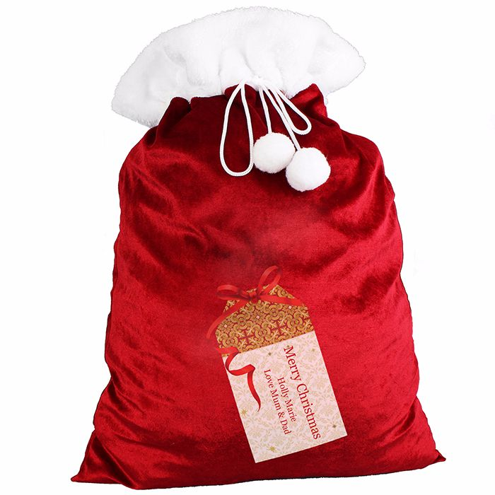 Christmas Stockings, Sacks & Advent Calendars