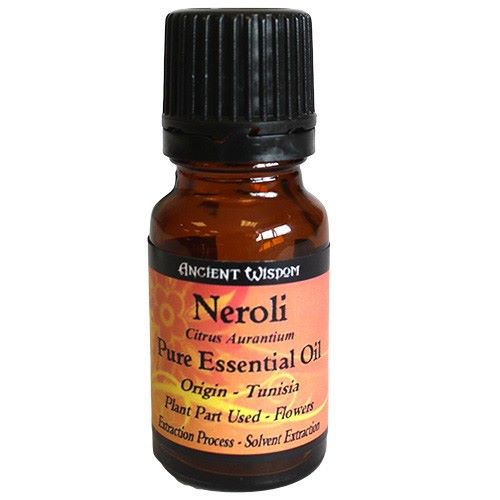 10ml Neroli Pure Essential Oil - Inc FREE P&P
