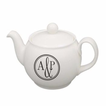Personalised MONOGRAM Teapot