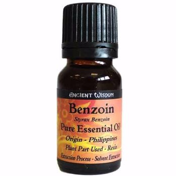 10ml Benzoin (Dilute/DPG) Essential Oil