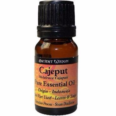10ml Cajaput Essential Oil - Inc FREE P&P