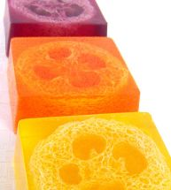 DEAL - Choose Any 3 Assorted Bars of Loofah Soap