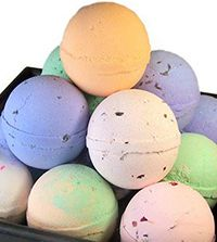 DEAL - Choose Any 2 Assorted Megafizz Bath Bomb Heart Bombs