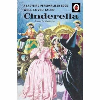 Personalised Cinderella Book