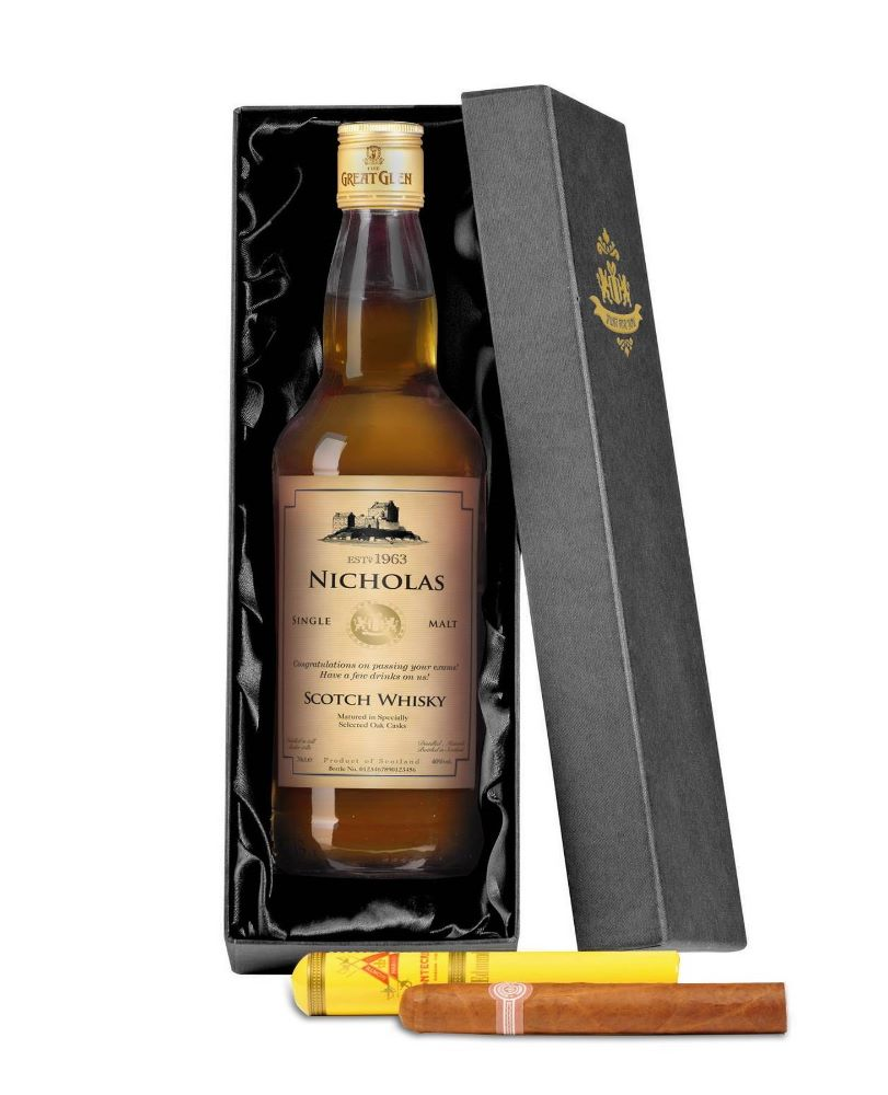 Alcohol & Cigar Gift Sets