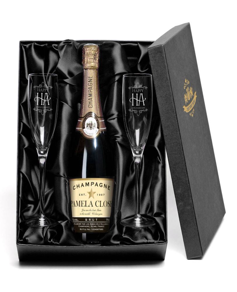 Alcohol & Glasses Gift Sets