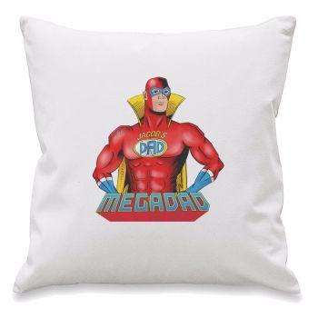 Personalised MEGA DAD Cushion Cover