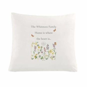 Personalised COUNTRY COTTAGE Cushion Cover