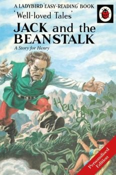 Personalised Jack & The Beanstalk Childrens Book