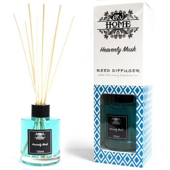 120ml Heavenly Musk Reed Diffuser Room Fragrance