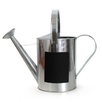 Zinc LARGE WATERING CAN