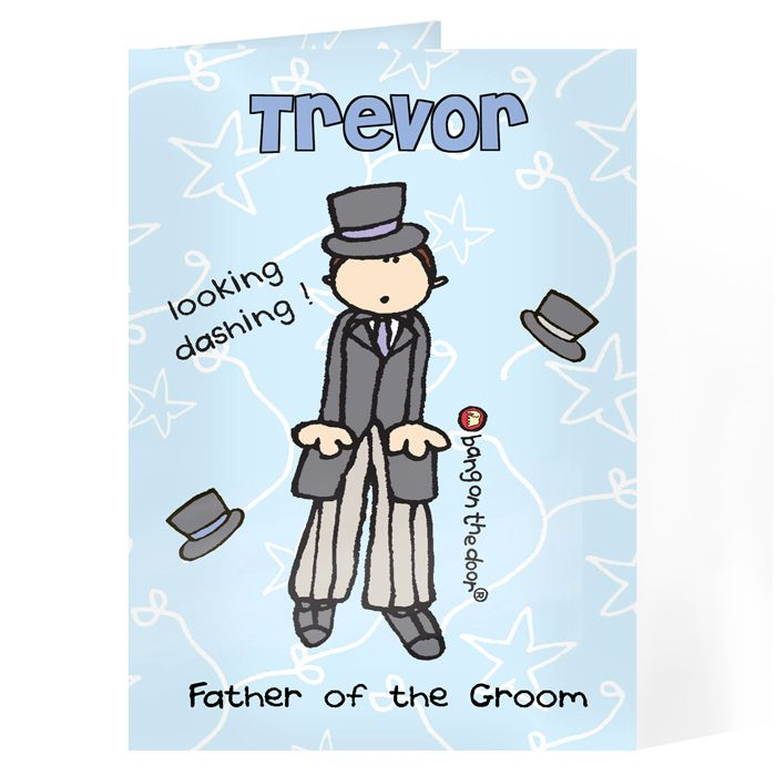 Father of the Bride / Groom Cards