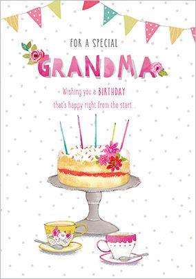 Grandma / Nan Cards