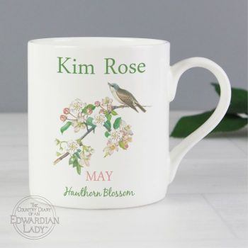 Personalised MAY Birthday Monthy Mug