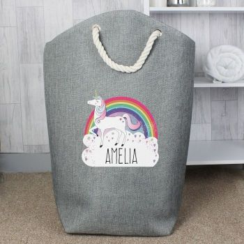 Personalised UNICORN LAUNDRY BAG