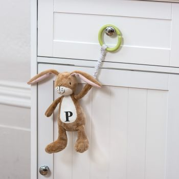 Personalised 'GUESS HOW MUCH I LOVE YOU' ATTACHABLE TOY