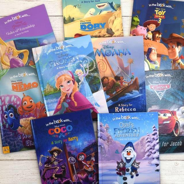 Disney Books for Children