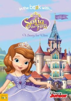 Personalised DISNEY SOFIA THE FIRST Book
