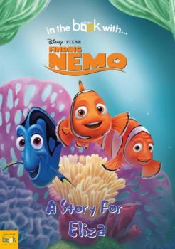 Personalised DISNEY FINDING NEMO Book