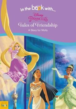 Personalised DISNEY PRINCESS - FRIENDSHIP Book