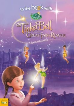 Personalised DISNEY TINKERBELL & FAIRIES Book