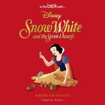 Personalised Disney's SNOW WHITE Book