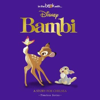 Personalised Disney's BAMBI Book