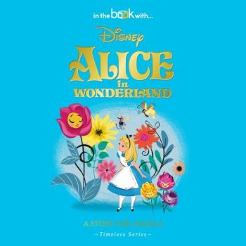 Personalised Disney's ALICE IN WONDERLAND Book