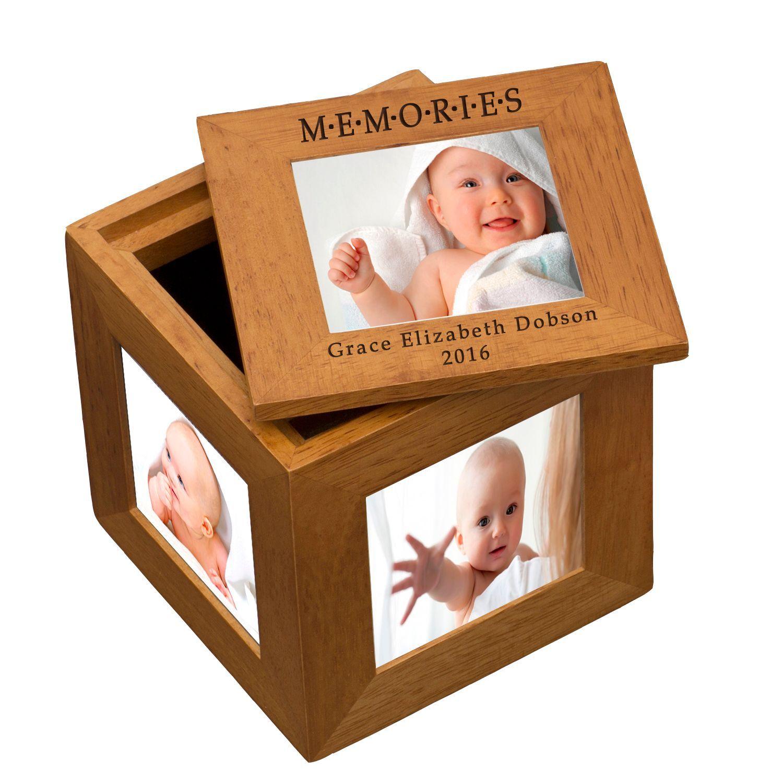 Albums, Cubes & Frames
