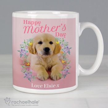 Personalised Rachael Hale Mother's Day Mug
