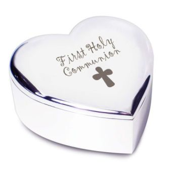 1st Holy Communion Trinket Box