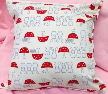 Easter Bunny Cushion - Cushion or Cushion Cover Only