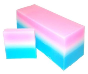 Baby Powder Handmade Soap