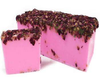 Rose & Rose Petals Handmade Soap