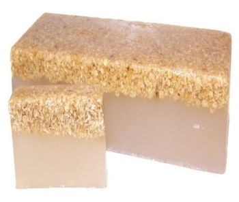 Honey & Oatmeal Handmade Soap