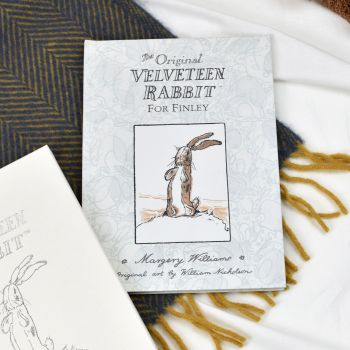 Personalised The Original Velveteen Rabbit Book