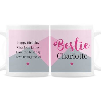 Personalised BESTIE Mug