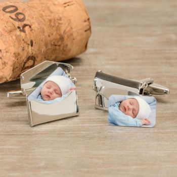 Photo Envelope Cufflinks