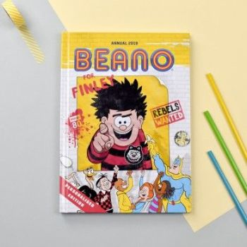 Personalised BEANO 2019 ANNUAL